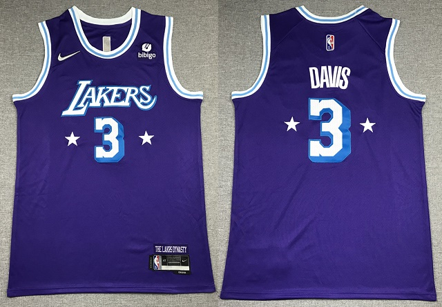 Los Angeles Lakers Jerseys 011
