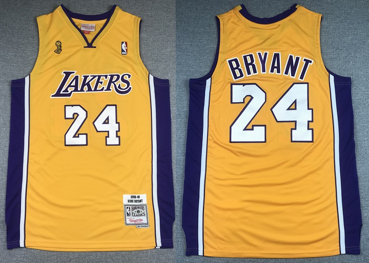 Los Angeles Lakers Jerseys 086