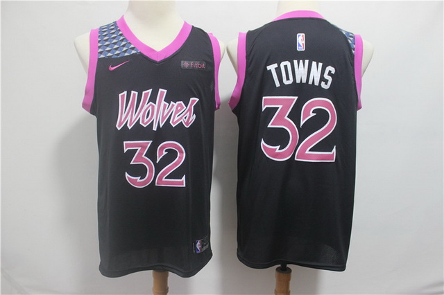 Minnesota Timberwolves Jerseys 17